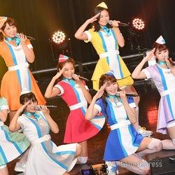 解散発表のPASSPO☆、TIFラストステージ 9年連続出演<写真特集/セットリスト>