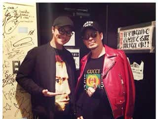 EXILE TAKAHIRO&清木場俊介、久々2ショットでファン歓喜「素敵な関係」「最高の2人」の声