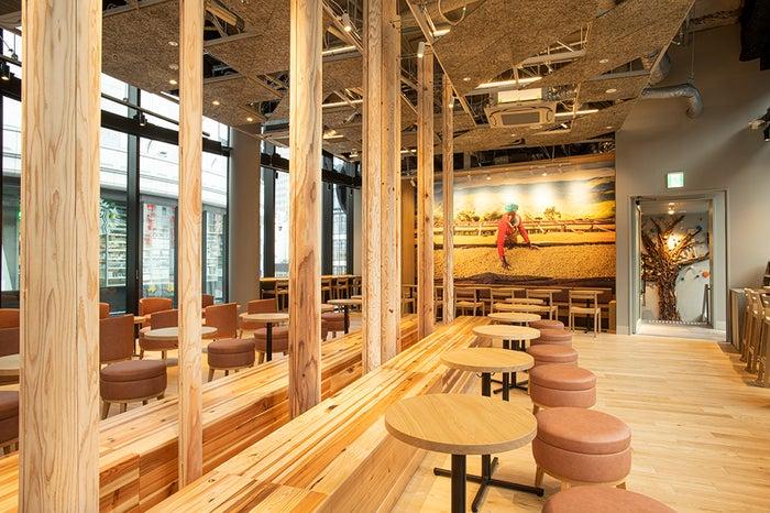 スターバックス コーヒー LINKS UMEDA 2階店/画像提供:スターバックス コーヒー ジャパン