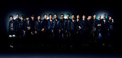 EXILE、三代目JSB、GENERATIONSが総出演!EXILE TRIBEメンバー28人による、初の撮り下ろし写真集発売決定