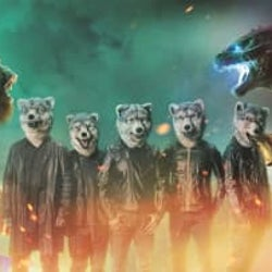 MAN WITH A MISSION 新曲が「ゴジラvsコング」日本版主題歌に