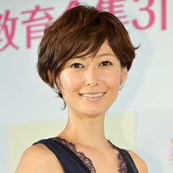 モデルプレス - 田丸麻紀、結婚式でのハプニングを明かす