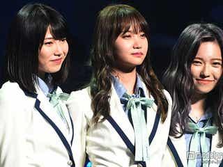 卒業発表のAKB48永尾まりや、島崎遥香&横山由依らと涙