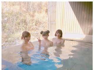 天木じゅん&菊地亜美&岡田紗佳のセクシー入浴ショットに興奮の声「鼻血出そう…」