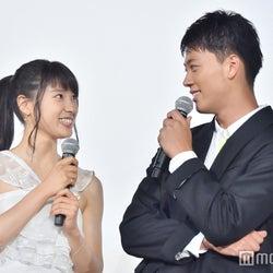 土屋太鳳&竹内涼真、息ぴったりなムチャぶり合戦!?2020年までに叶えたい夢とは
