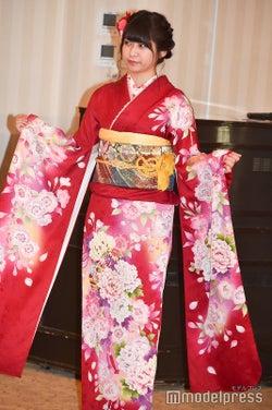 藤原あずさ/AKB48グループ成人式記念撮影会 (C)モデルプレス