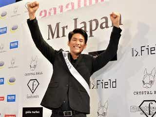 日本一の美男「ミス・ユニバース・ジャパン」男性版グランプリ 今後の目標を明かす