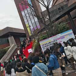 「神戸コレクション2019 SPRING/SUMMER -ガールズフェスティバル-」外観(C)モデルプレス