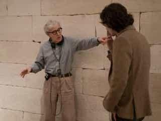 ウディ・アレン、映画を作ると「いつも自信を失ってしまう」