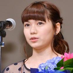 長澤まさみ以来9年ぶりの快挙 注目の女優・二階堂ふみが歓喜のコメント