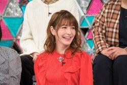藤井リナ、2年半ぶりテレビ出演 優雅な休日にスタジオ騒然