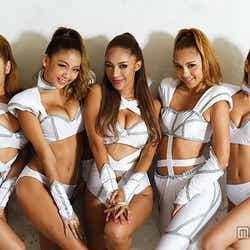 圧倒的美ボディ集団「CYBERJAPAN DANCERS」スタイルキープ&SEXYの秘訣を明かす(左から)Kazue、Natsu、Yurisa、Karen、Kanae【モデルプレス】