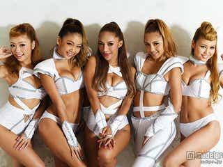 圧倒的美ボディ集団「CYBERJAPAN DANCERS」スタイルキープ&SEXYの秘訣を明かす モデルプレスインタビュー