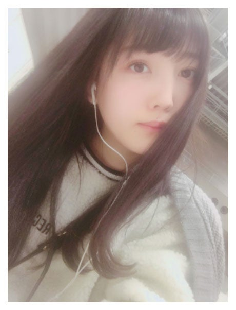 久保史緒里/乃木坂46 3期生オフィシャルブログより