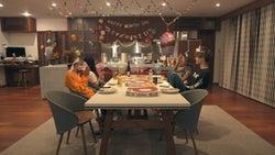 まやのバースデーパーティー「TERRACE HOUSE OPENING NEW DOORS」36th WEEK(C)フジテレビ/イースト・エンタテインメント