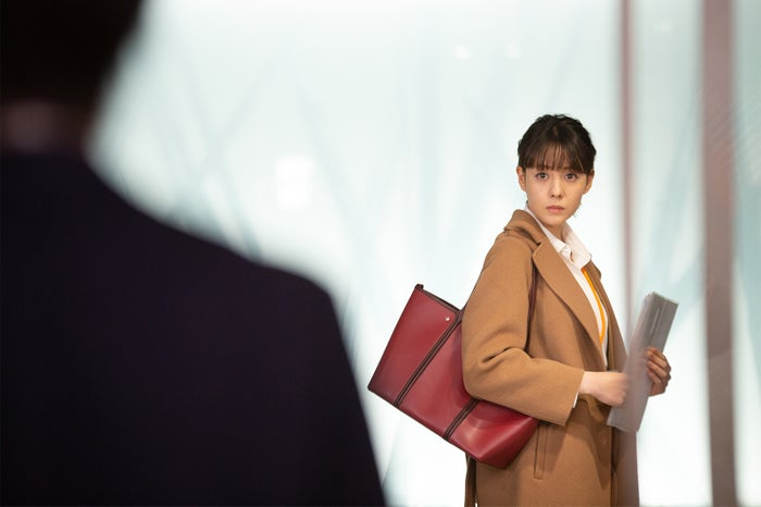 トリンドル玲奈/「パーフェクトクライム」第1話より(C)ABCテレビ