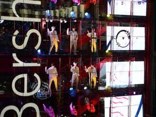 K-POP男性グループ・ASTRO(アストロ)、日本デビュー決定 サプライズ登場に1000人が殺到