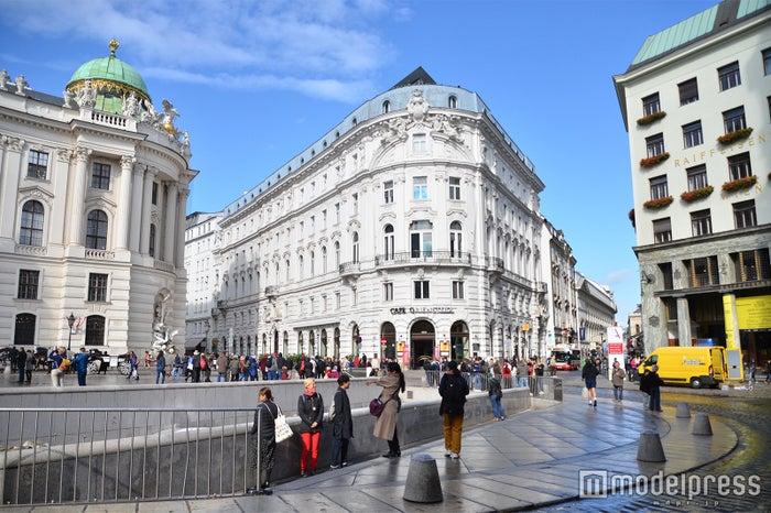 ウィーンの街並み(C)モデルプレス