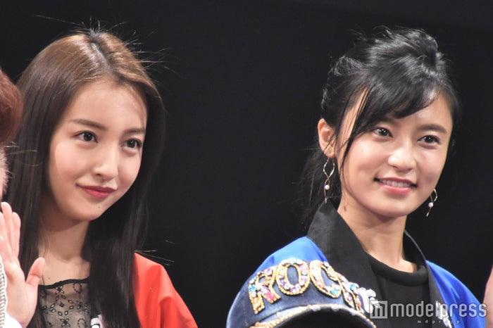 板野友美、小島瑠璃子 (C)モデルプレス