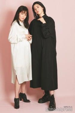 久間田琳加(左)&三吉彩花(右)(C)モデルプレス