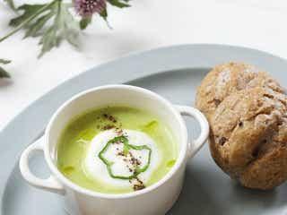 「ピーマンのポタージュ」レシピ【365日のパンとスープ】