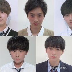 【中間速報】「男子高生ミスターコン2019」関東エリア、暫定上位5人を発表<日本一のイケメン高校生>