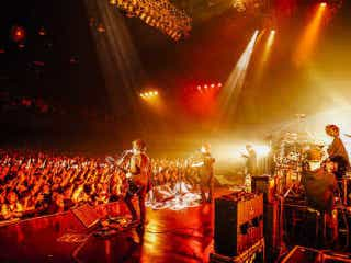 Nothing's Carved In Stone、アルバム『By Your Side』レコ発ツアーのZepp Tokyo公演をレポート