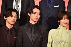 吉沢亮、山崎賢人、長澤まさみ (C)モデルプレス