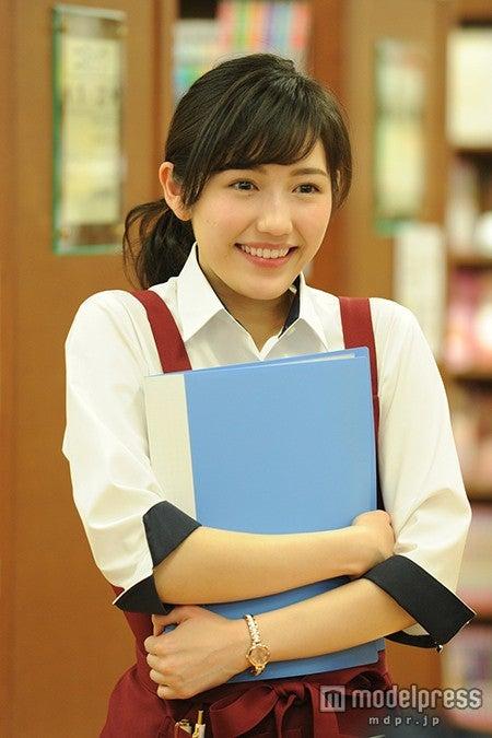 渡辺麻友、主演ドラマ「戦う!書店ガール」の主題歌に抜擢/ドラマで書店員に扮する渡辺麻友