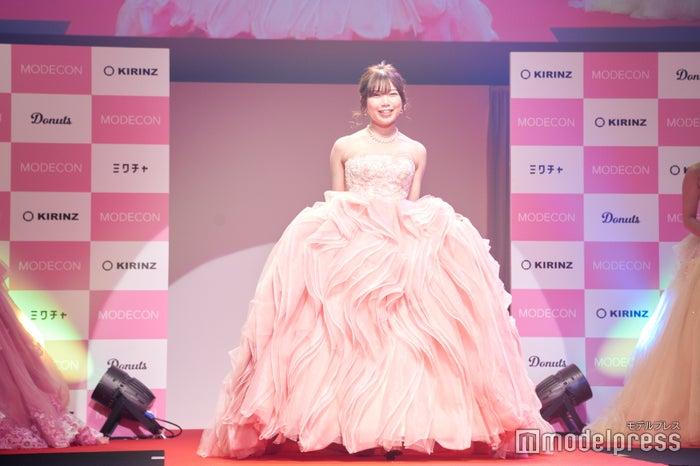 グランプリの沖野珠美さん (C)モデルプレス