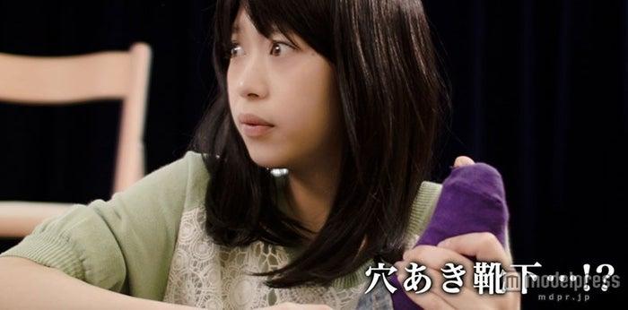 河原れんの小説「女優堕ち」(KADOKAWA)のPVに出演する森川葵【モデルプレス】