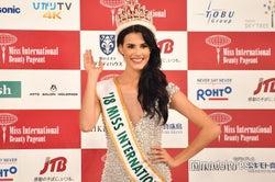 """""""世界一の美女""""が決定「2018ミス・インターナショナル世界大会」<ベネズエラ代表が栄冠>"""