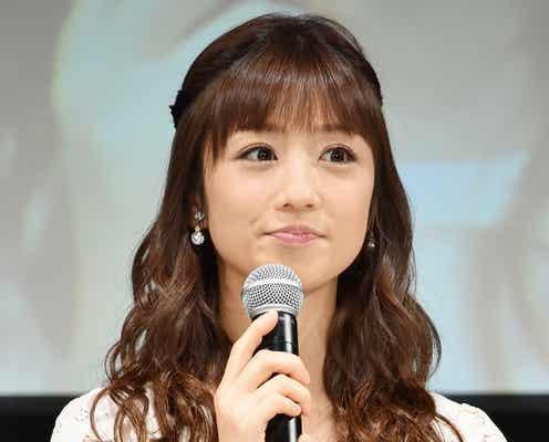 小倉優子「よく改札で泣いていた」過去の苦悩明かす