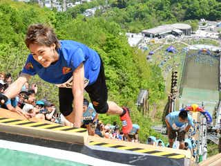 """KAT-TUN上田竜也、""""世界で最も過酷な400m走""""チャレンジ 己の限界に挑む"""