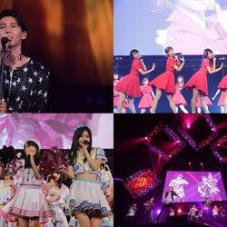田口 淳之介・AKB48 Team8・NGT48・THE RAMPAGEら集結 熱狂パフォーマンスで魅了<セットリスト>