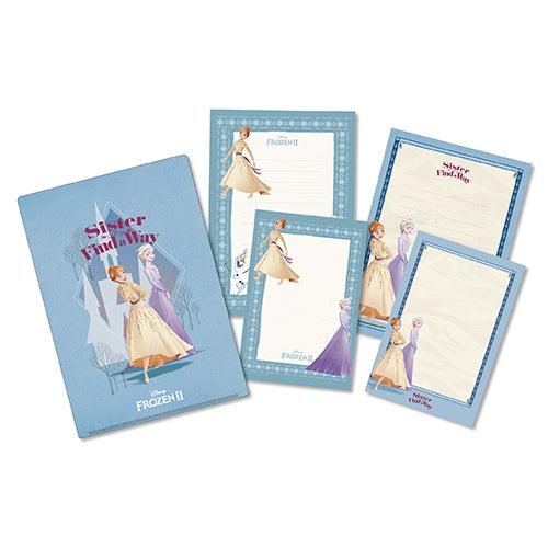 ケース付きレターセット 800円(C)Disney