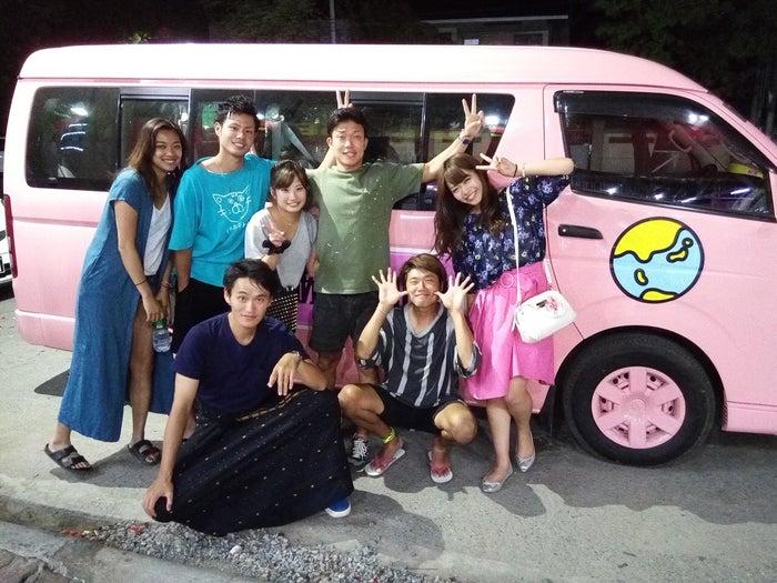 「あいのり:Asian Journey」(C)フジテレビ