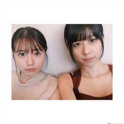モデルプレス - 有村藍里&架純「真顔の妹と真顔が出来なかった姉です」姉妹2ショットに反響「やっぱり似てる」「最強すぎ」