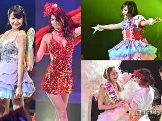 マギー、トリンドル玲奈、玉城ティナらキュート&SEXY衣装で豪華集結 「ViVi」モデルに2500人が熱狂