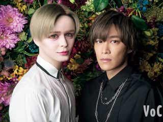 キスマイ千賀健永&Matt、初の2ショット撮影 仲良くなったきっかけ・美容への愛語る