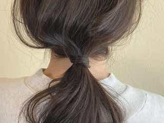 毎日家でのんびり…!ずっと結んでいても痛くならない「ゆる結びヘア」