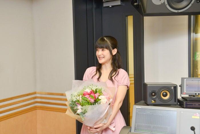 嗣永桃子(画像提供:文化放送)