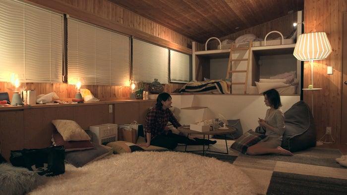 つば冴、聖南「TERRACE HOUSE OPENING NEW DOORS」21st WEEK(C)フジテレビ/イースト・エンタテインメント