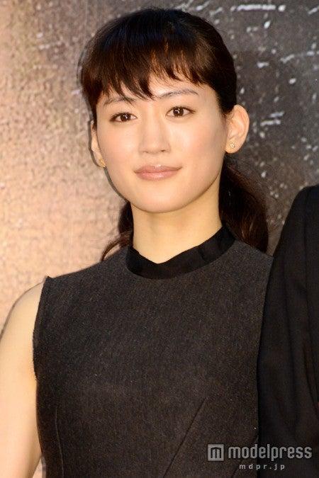 日本テレビ系「嵐にしやがれ」に出演した綾瀬はるか