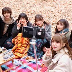 「坂道テレビ~乃木と欅と日向~Vol.2 拡大版」より(C)NHK