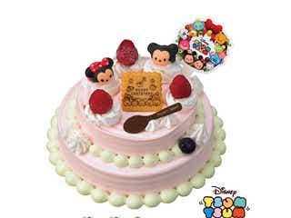 サーティワン「ツムツム」と「ズートピア」がクリスマスケーキに