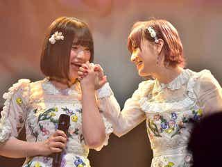 AKB48岡田奈々ら、48グループ歌唱力精鋭9人の歌声に感動 生バンドでライブ<AKB48グループ歌唱力No.1決定戦 ファイナリストLIVE/セットリスト>