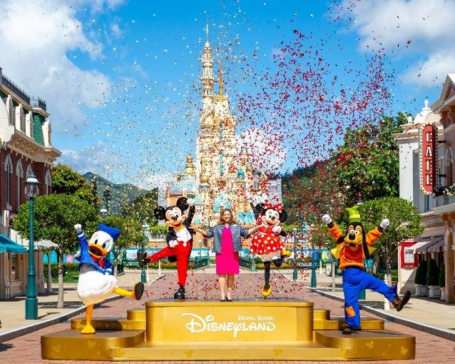 香港ディズニーランド(C)Disney