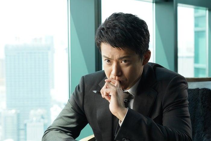 小栗旬(C)2020「罪の声」製作委員会