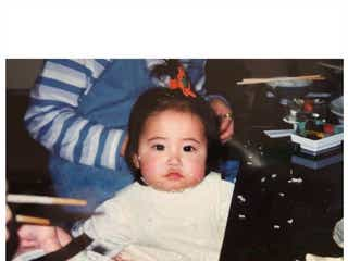衛藤美彩、幼少期写真公開 27歳バースデー迎え「恩返しをしていきたい」